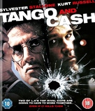 Tango And Cash - British Blu-Ray movie cover (xs thumbnail)