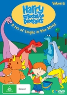 """Harry and His Bucket Full of Dinosaurs"" - Australian DVD cover (xs thumbnail)"