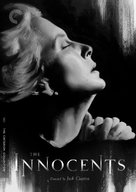 The Innocents - DVD movie cover (xs thumbnail)