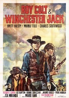 Roy Colt e Winchester Jack - Italian Movie Poster (xs thumbnail)