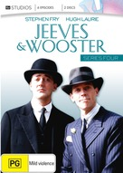 """Jeeves and Wooster"" - Australian DVD movie cover (xs thumbnail)"