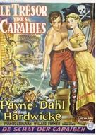 Caribbean - Belgian Movie Poster (xs thumbnail)