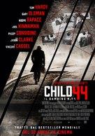 Child 44 - Italian Movie Poster (xs thumbnail)