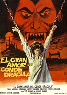 Dracula's Virgin Lovers - Spanish Movie Poster (xs thumbnail)