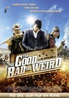 Joheunnom nabbeunnom isanghannom - German Movie Poster (xs thumbnail)