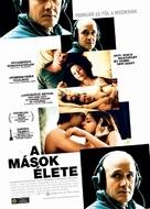 Das Leben der Anderen - Hungarian Movie Poster (xs thumbnail)