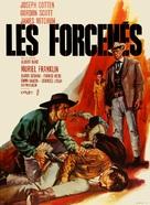 Gli uomini dal passo pesante - French Movie Poster (xs thumbnail)