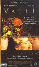 Vatel - Finnish Movie Cover (xs thumbnail)