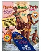 Psycho Beach Party - Movie Poster (xs thumbnail)