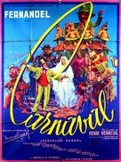 Carnaval - French Movie Poster (xs thumbnail)