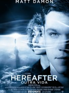 Hereafter - Portuguese Movie Poster (xs thumbnail)