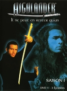 """Highlander"" - French DVD cover (xs thumbnail)"
