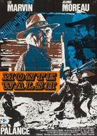 Monte Walsh - German Movie Poster (xs thumbnail)