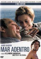 Mar adentro - Swiss DVD movie cover (xs thumbnail)