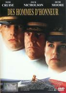 A Few Good Men - French DVD cover (xs thumbnail)