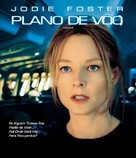 Flightplan - Brazilian Blu-Ray movie cover (xs thumbnail)