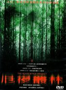 The Blair Witch Project - Chinese Movie Poster (xs thumbnail)