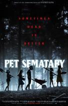 Pet Sematary - Movie Poster (xs thumbnail)