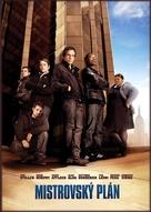 Tower Heist - Czech DVD cover (xs thumbnail)
