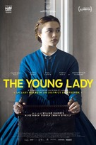 Lady Macbeth - French Movie Poster (xs thumbnail)