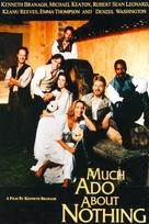 Much Ado About Nothing - DVD movie cover (xs thumbnail)