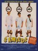 ¡Three Amigos! - French Movie Poster (xs thumbnail)