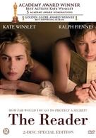 The Reader - Dutch DVD movie cover (xs thumbnail)