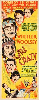 Girl Crazy - Movie Poster (xs thumbnail)