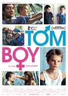Tomboy - German Movie Poster (xs thumbnail)
