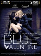 Blue Valentine - French Movie Poster (xs thumbnail)