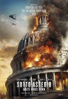 White House Down - Italian Movie Poster (xs thumbnail)