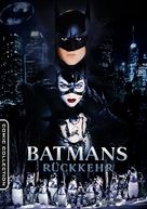 Batman Returns - German Movie Cover (xs thumbnail)