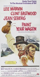 Paint Your Wagon - Movie Poster (xs thumbnail)