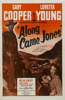 Along Came Jones - Movie Poster (xs thumbnail)