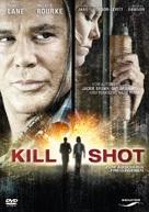 Killshot - German Movie Cover (xs thumbnail)