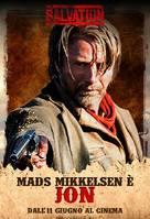 The Salvation - Italian Movie Poster (xs thumbnail)