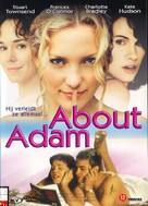 About Adam - Dutch DVD movie cover (xs thumbnail)