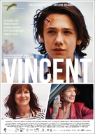 Vincent - Swiss Movie Poster (xs thumbnail)
