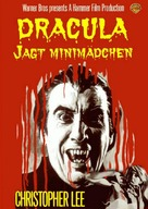 Dracula A.D. 1972 - German Movie Cover (xs thumbnail)
