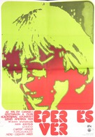 The Strawberry Statement - Hungarian Movie Poster (xs thumbnail)