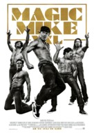 Magic Mike XXL - German Movie Poster (xs thumbnail)