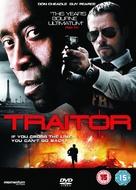 Traitor - British DVD movie cover (xs thumbnail)