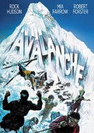 Avalanche - DVD cover (xs thumbnail)