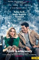 Last Christmas - Hungarian Movie Poster (xs thumbnail)