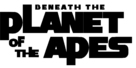 Beneath the Planet of the Apes - Logo (xs thumbnail)