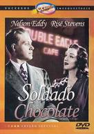 The Chocolate Soldier - Brazilian Movie Cover (xs thumbnail)