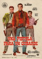 Gun for a Coward - Spanish Movie Poster (xs thumbnail)