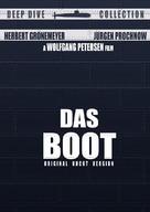 Das Boot - DVD movie cover (xs thumbnail)
