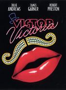 Victor/Victoria - DVD cover (xs thumbnail)