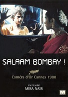 Salaam Bombay! - French DVD cover (xs thumbnail)